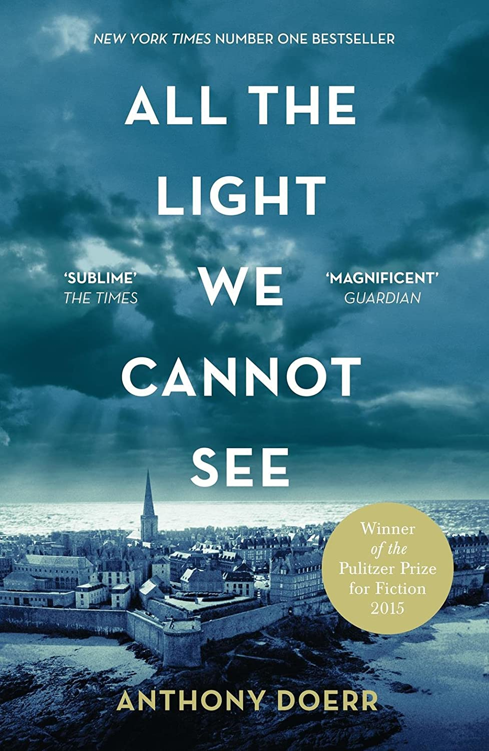 All The Light we Cannot See Anthony Doerr Paperback