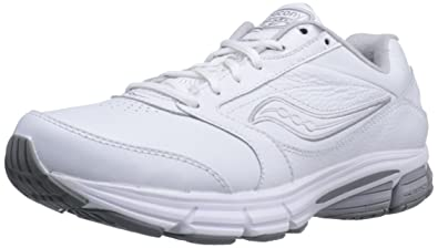 Saucony Men's Echelon LE2 Walking Shoe,White,7 ...