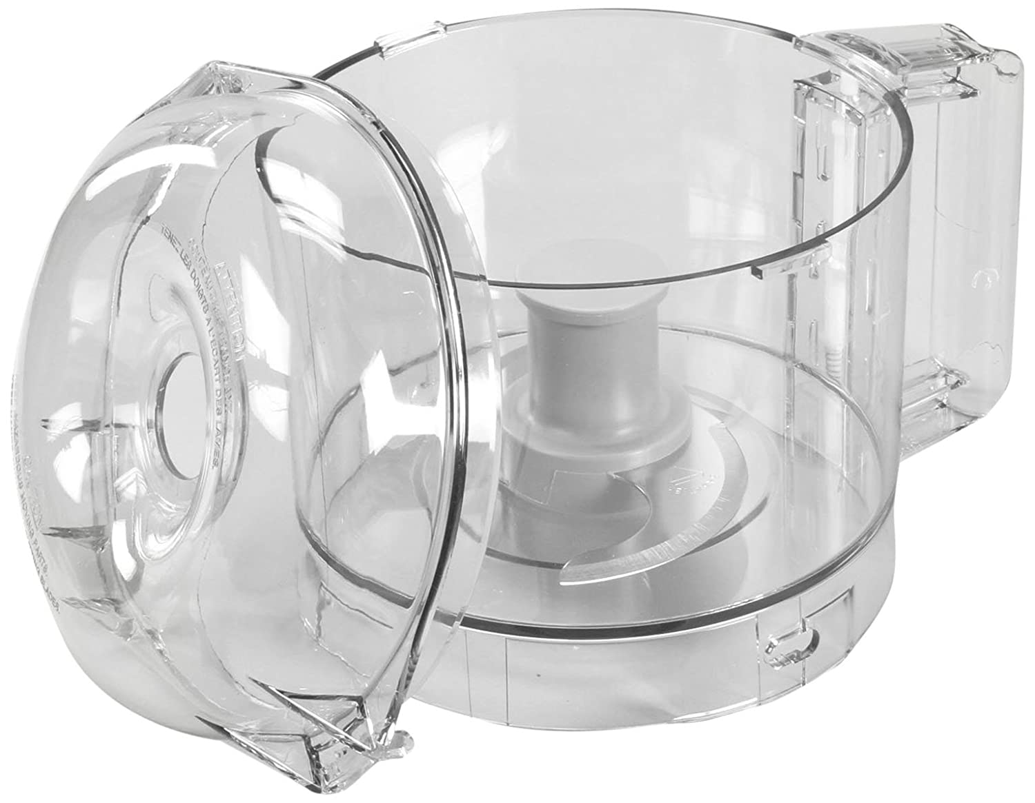 Robot Coupe 27240 Clear Bowl Kit, 3-Quart