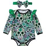 Bright_99 Baby Playsuit Schlafanzug Overalls Säugling Strampler Kleidung Baby-Nachtwäsche