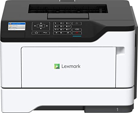 Lexmark B2546dw Print Only Monochrome Laser Printer Duplex Two Sided Printed Wireless Printing & Airprint Ready (36SC371)