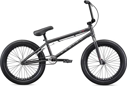 Mongoose Legion Freestyle BMX Bike Line for Kids, Youth and Beginner-Level to Advanced Adult Riders, 20-Inch Wheels, Steel Frame, Multiple Colors