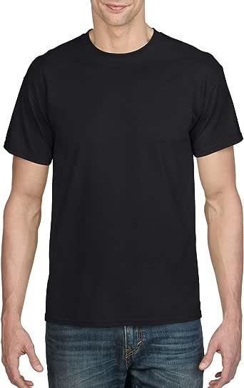 Gildan Mens DryBlend Adult T-Shirt, 2-Pack Short Sleeve T-Shirt