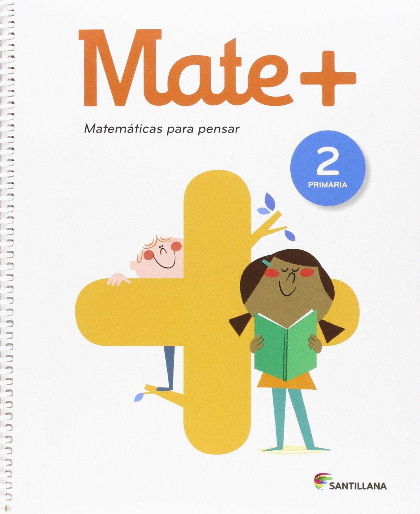 MATE+ MATEMATICAS PARA PENSAR 2 PRIMARIA - 9788468025452: Amazon.es: Aa.Vv.: Libros
