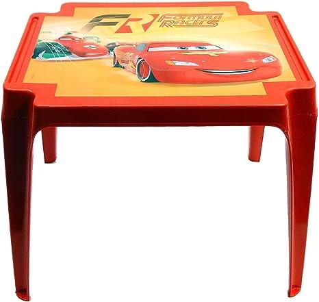 Progarden Tavolo Baby 945 Children S Table Solid Plastic 50 X 55 X 45 Cm Red Garten