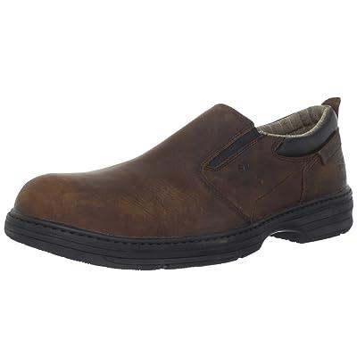 Caterpillar Men\'s Conclude Steel Toe Work Shoe: Shoes