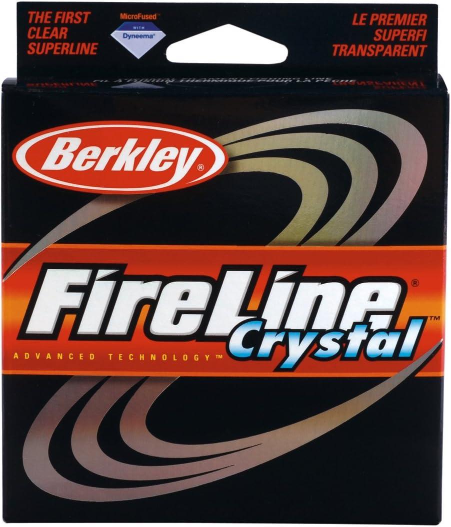 1 8lb 125yd Smoke /& 10lb Smoke 125yd Lot of 2 Berkley FireLine 1