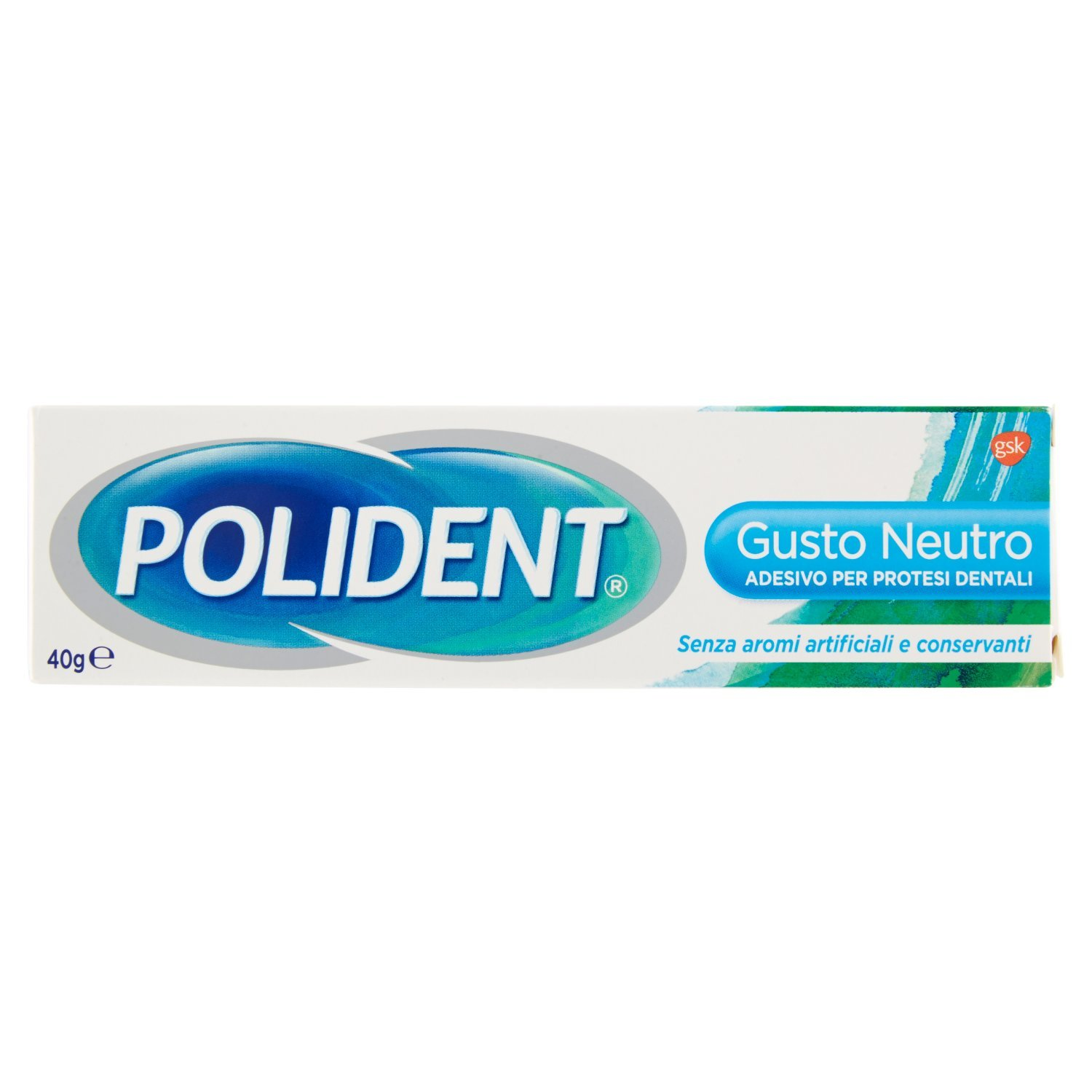 Polident Denture Adhesive For Free Hypoallergenic 40g