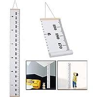 cart/ón animado ounona Metro Altura Ni/ños Gr/áfico de crecimiento para ni/ños para colgar de pared de 2/m con caja para regalo