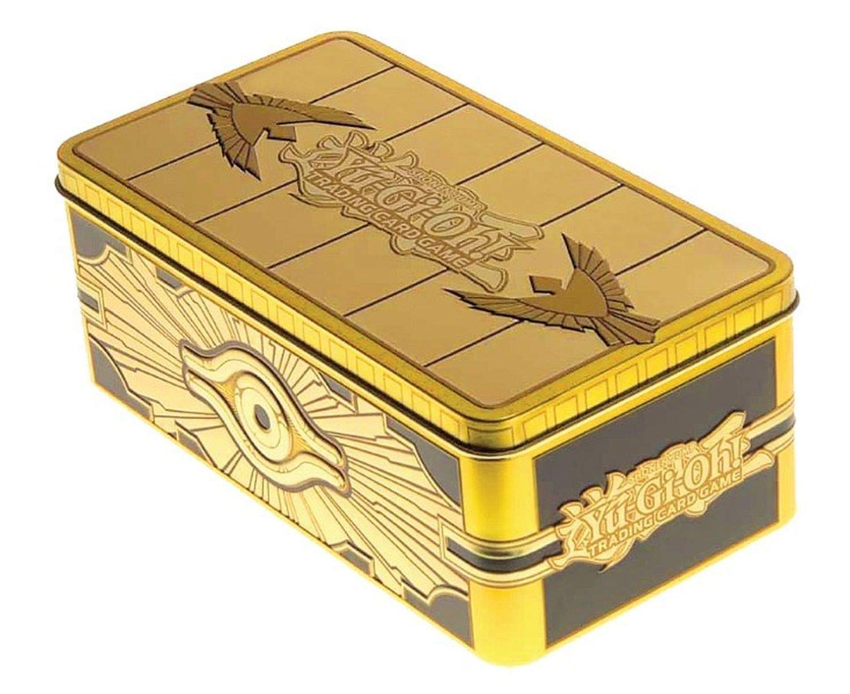 Cofre de Oro Sellado Tin Devir YG19TSP Yu-Gi-Oh!