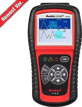 Autel AL539 OBD2 Scanner Car Code Reader Professional Electrical Test Tool Upgraded Version of AL519
