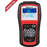 Autel AutoLink AL519 OBD2 Scanner Enhanced Mode 6 Check Engine Code Reader, Universal Car Diagnostic Tool with One-Click Smog