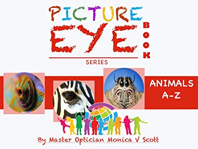 Animals A-Z: Picture Eye Book (Eye Book Series 1)