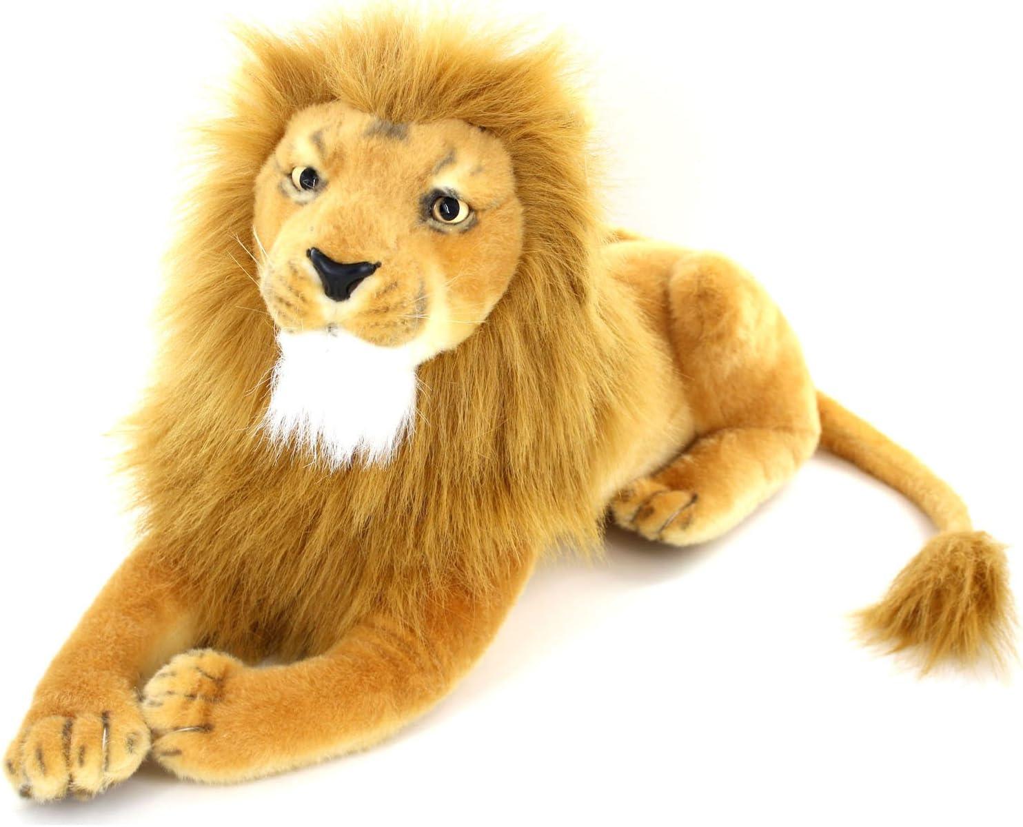 JESONN Stuffed Animals Toys Lion Plush (27.5 Inches)