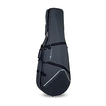 Amazon.com: Funda de violonchelo moldeada de ABS con ruedas ...
