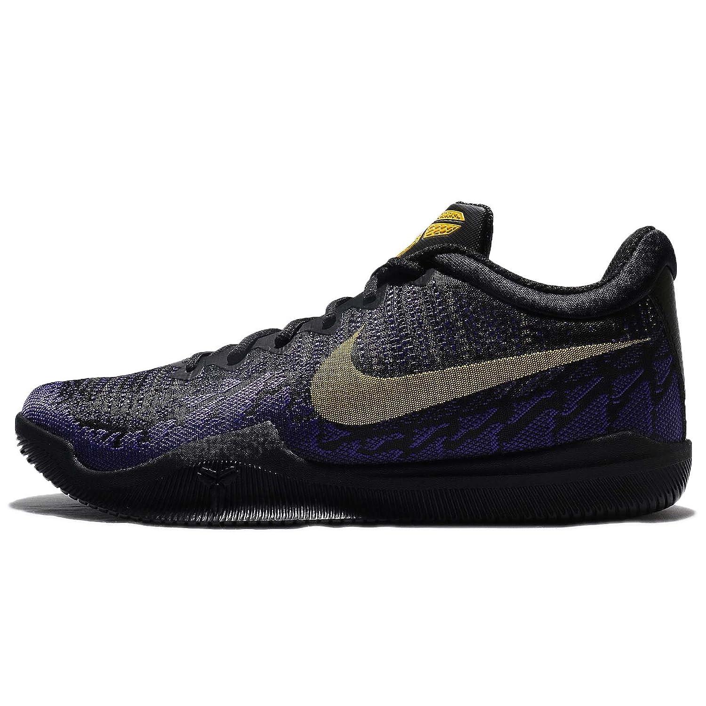(ナイキ) マンバ レイジ EP メンズ バスケットボール シューズ Nike Mamba Rage EP Kobe Bryant 908974-024 [並行輸入品] B078JK3WZX 27.5 cm BLACK/TOUR YELLOW-COURT PURPLE