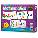 The Learning Journey Match It! - Mathematics - STEM Addition and Subtraction Game Helps to Teach Early Math Facts 30 Matching Pairs