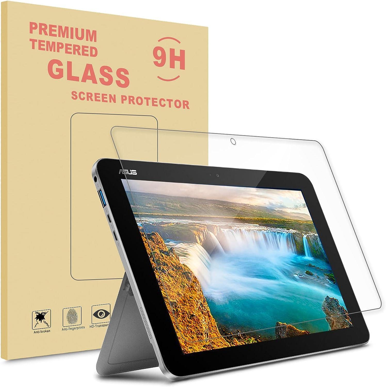 Premium Protector de Pantalla de Vidrio Templado para ASUS Transformer Mini T102HA Tablet-PC Infiland ASUS Transformer Mini T102HA Protector de Pantalla Tempered-Glass - 1 Pack