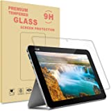 Infiland Asus Transformer Mini T102HA Screen Protector, Premium HD clear Tempered Glass Screen Protector for Asus Transformer Mini T102HA Tablet-PC (Tempered Glass)