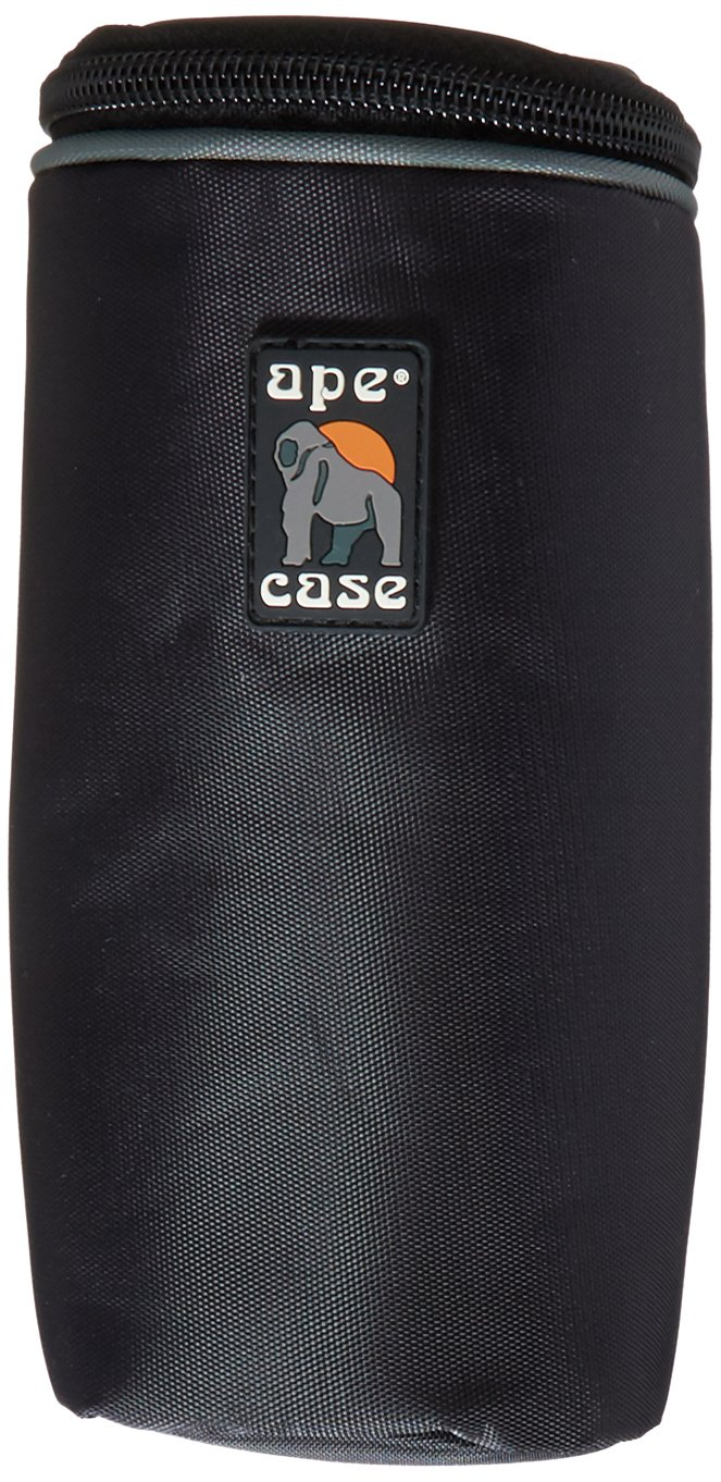 Ape Case ACLC4 Medium Pouch for Lenses (Black/Yellow) by Ape Case