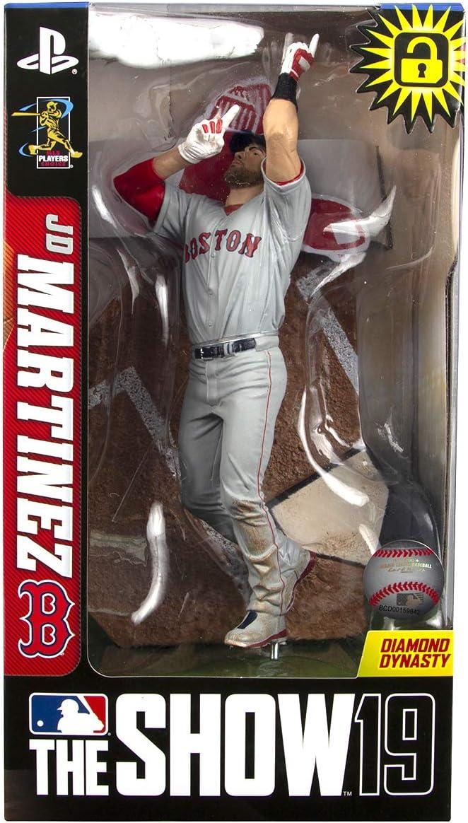 Martinez Boston Red Sox McFarlane Toys MLB The Show 19 Series 1 Figure J.D