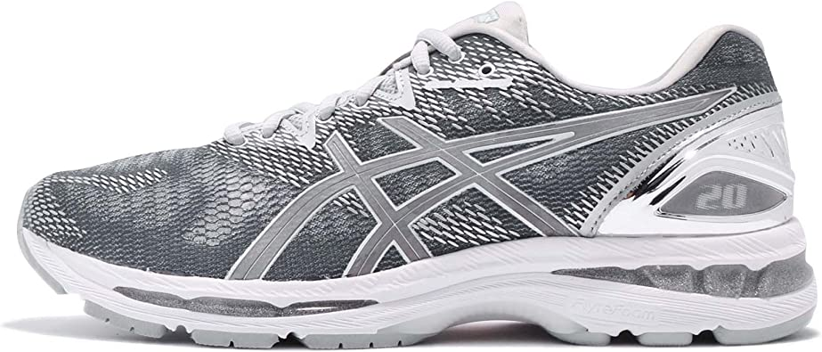 ASICS Gel-Nimbus 20 Platinum, Zapatillas de Running para ...