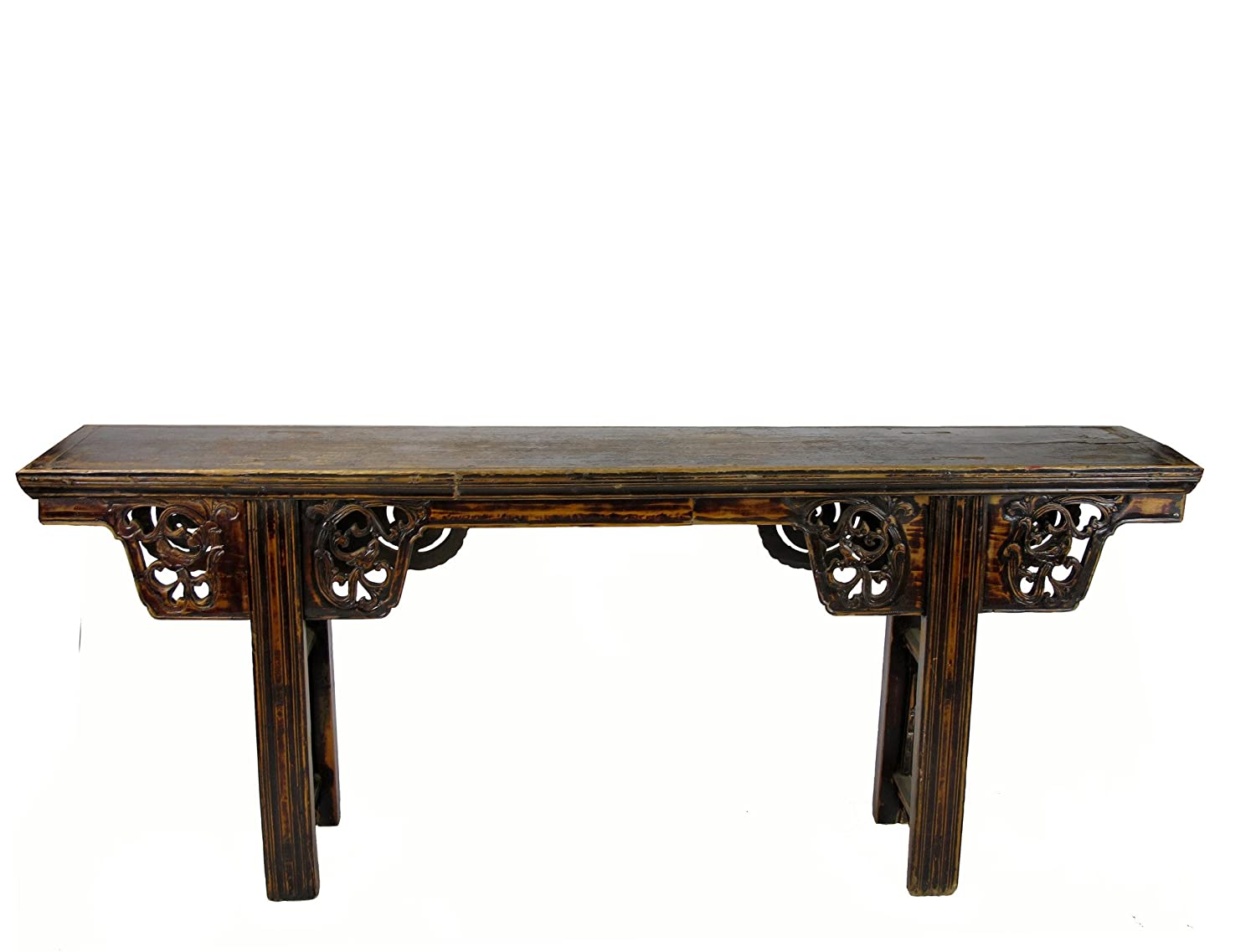 Chinese Side Table.Amazon Com Antique Chinese Console Table Kitchen Dining