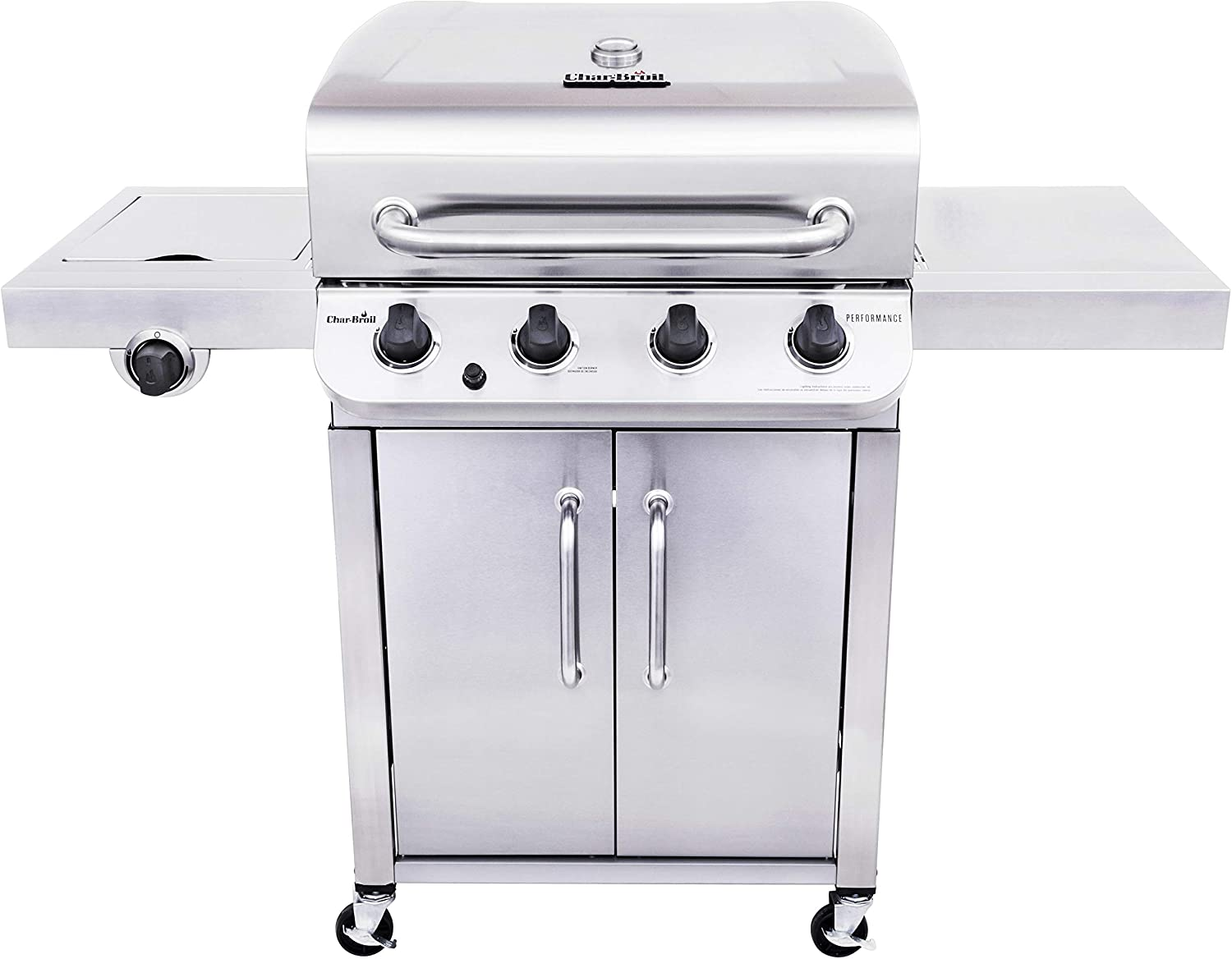 Char-Broil Stainless Steel Burner