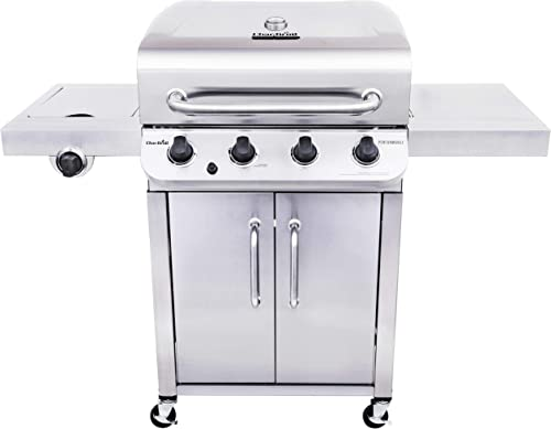 Char-Broil 463375919 Stainless Steel -Best Performance Gas Grill Under 400