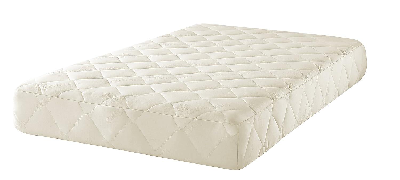 amazoncom greenbuds magnolia deluxe organic 2 in 1 crib mattress sleep safe mattress encasement baby