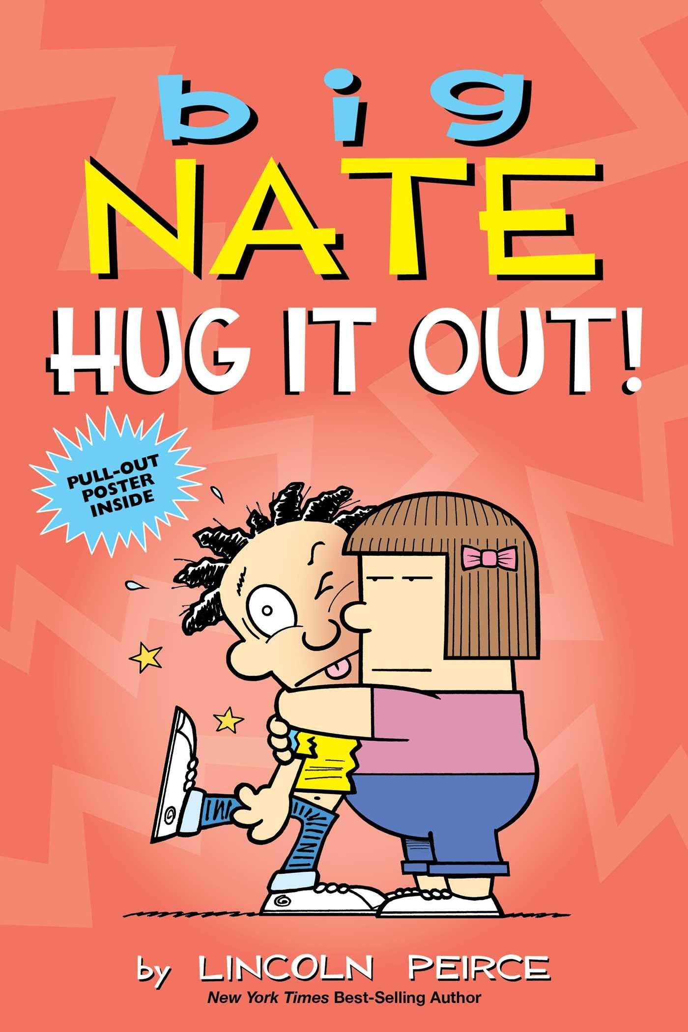 Amazon.com: Big Nate: Hug It Out! (Volume 21) (9781524851842 ...