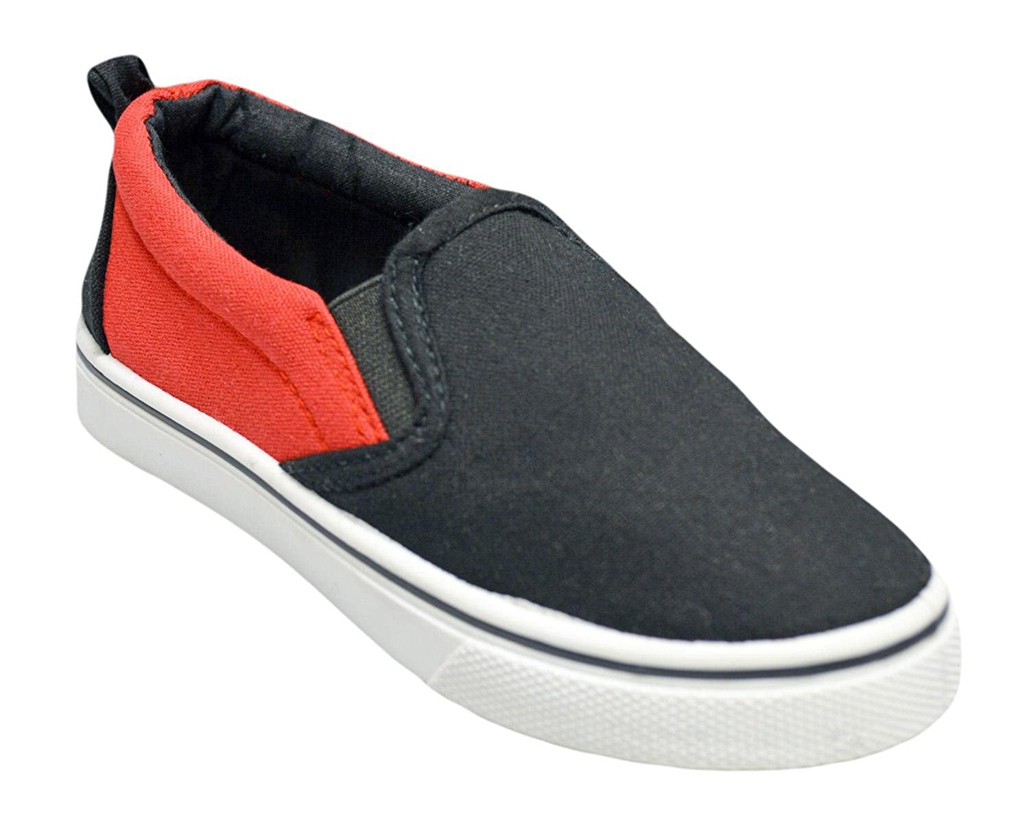 EpicStep Black/Red-a 10 M US Toddler