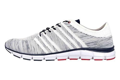 Herren BORAS »Textil« Sneaker Verschluss: Schnürung