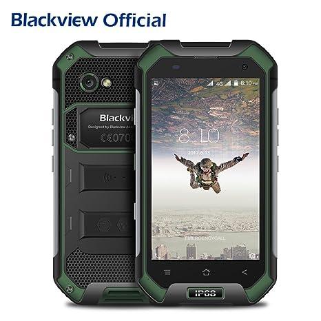 Blackview BV6000s Smartphone Antiurto Resistente Impermeabile IP68 Android  7.0 Dual SIM 4G Cellulare da lavoro 94d7b6cd64de
