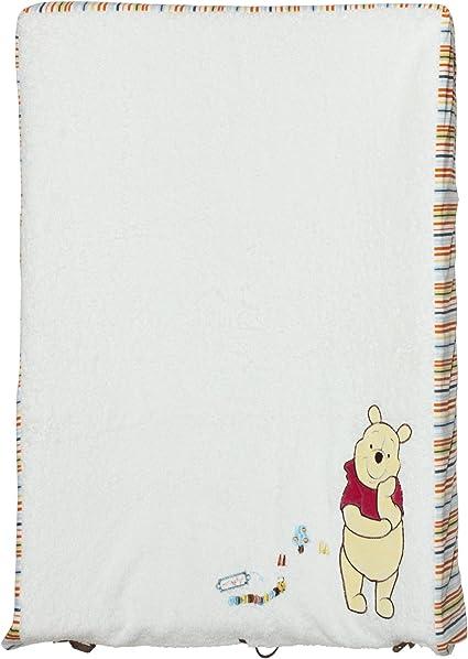 Babycalin Housse De Matelas A Langer Winnie Woodland 50 X 70 Cm