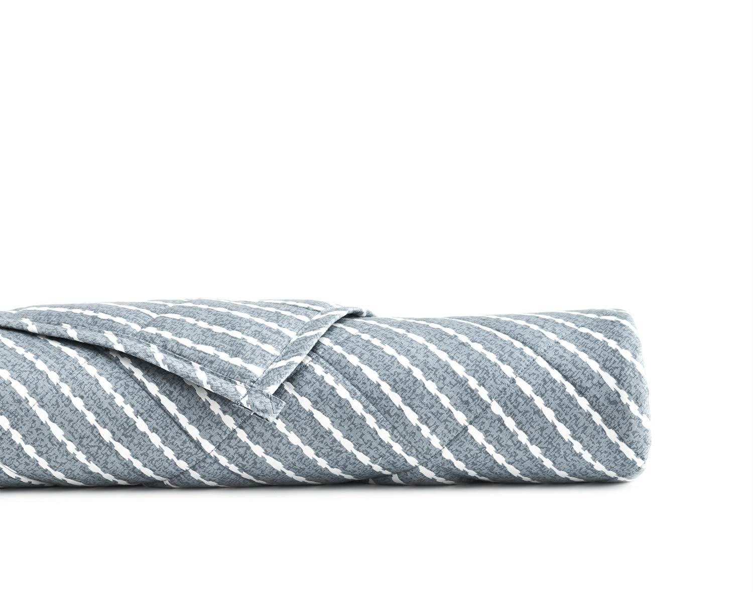 YnM Weighted Blanket (15 lbs, 48''x72'', Twin Size) | 3.0 Heavy Blanket | 100% Cotton Material with Glass Beads ...