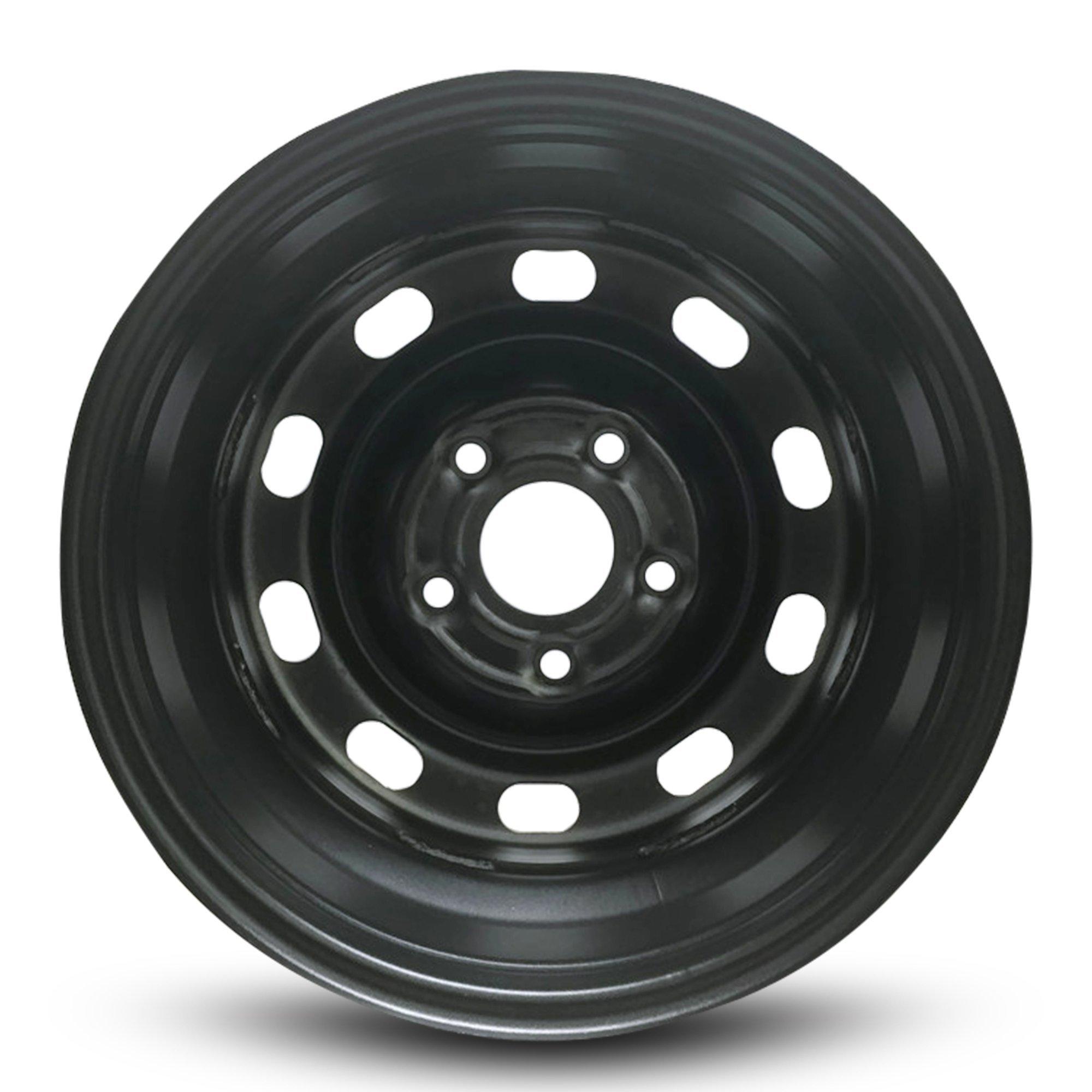 Dodge Ram 1500 Truck 17 Inch 5 Lug Steel Rim/17x7 5-139.7 Steel Wheel by Road Ready Wheels (Image #3)