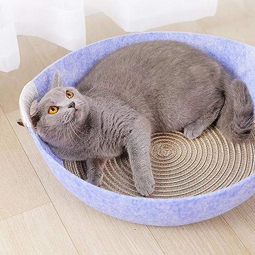 Artículos for mascotas arena for gatos verano Nest casa del gato doméstico del gato del gato