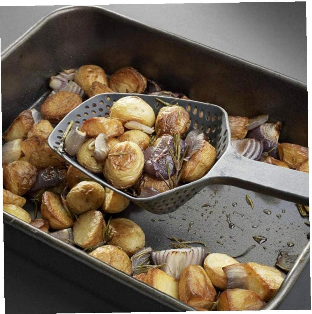Angoter Passoire l/égumes Cuisine l/égumes Frites Pelles Passoire Scoop Nylon Grande cuill/ère Passoire Soupe Filtre Outils de Cuisine