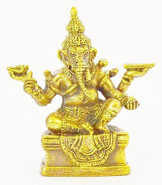 antique Hindu Symbol Good Fortune Beginnings BUY 4 GET 1 FREE 5 Ganesha Charms