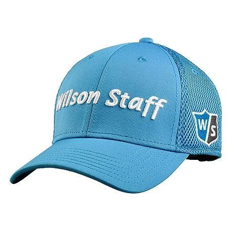 a2e5121e8a6 Amazon.com   Wilson Staff Tour Mesh Cap
