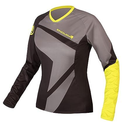 edb36b168 Amazon.com   Endura Womens SingleTrack II Cycling Jersey T   Sports ...