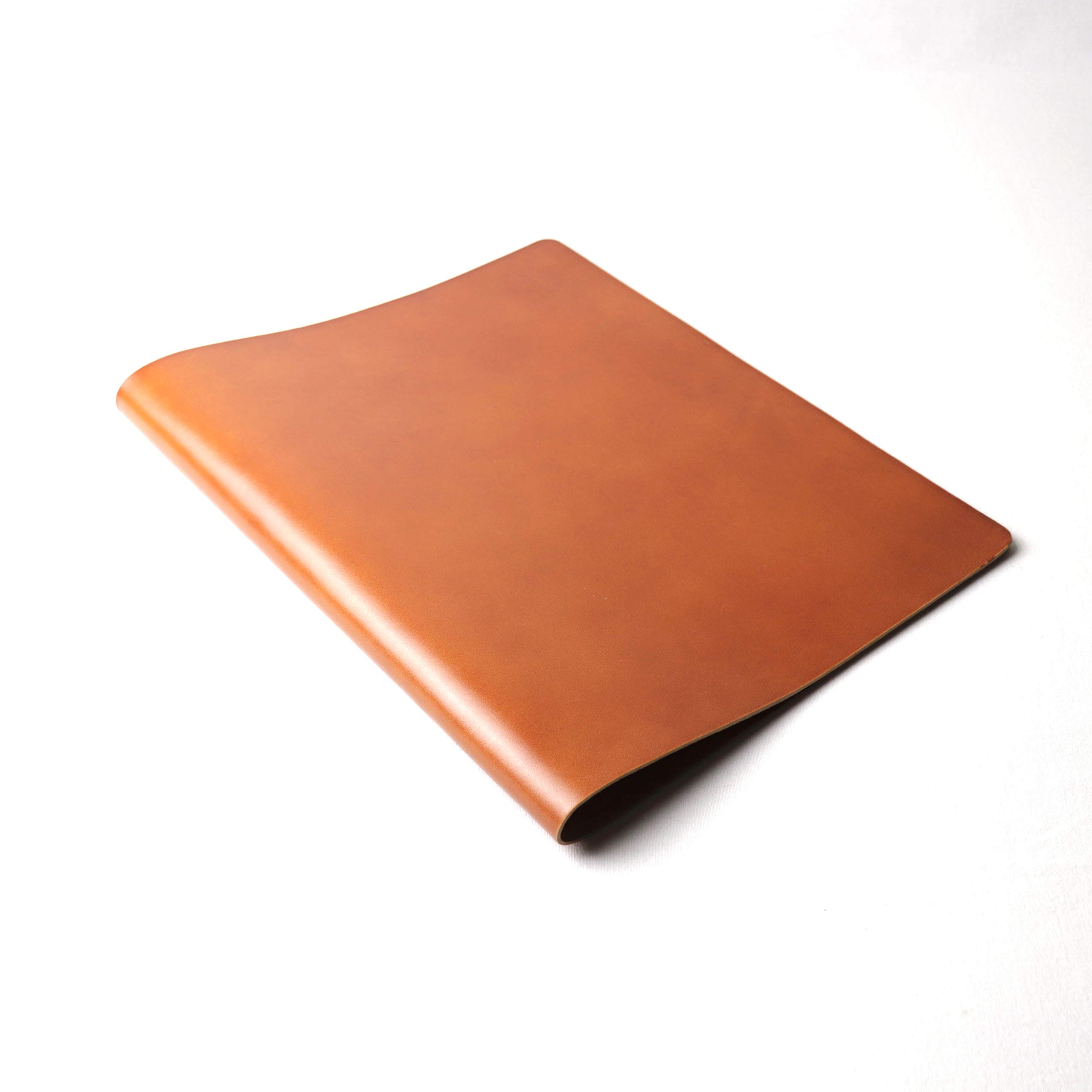 SITUS 3-Post Leather Binder Brown by SITUS