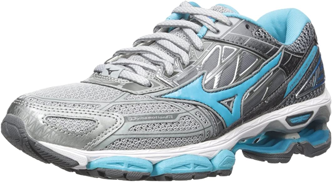 Mizuno Wave Creation 19 - Zapatillas de Running para Mujer, Color Gris, Talla 36 EU: Amazon.es: Zapatos y complementos