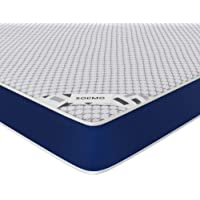 Amazon Brand - Solimo Memory Foam King Size Mattress for Superior Back Care