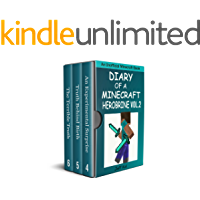 Diary of A Minecraft Herobrine Vol.2: (An Unofficial Minecraft Book)