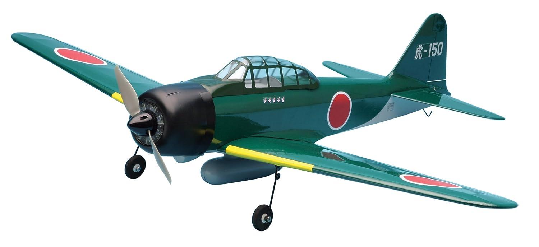 OK模型 電動ゼロ戦 PILOT レーザーカットバルサキット (飛行機) 12143 B0068WCFFC