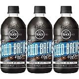 UCC BLACKCOLD BREW ペットボトルコーヒー 500ml×3本