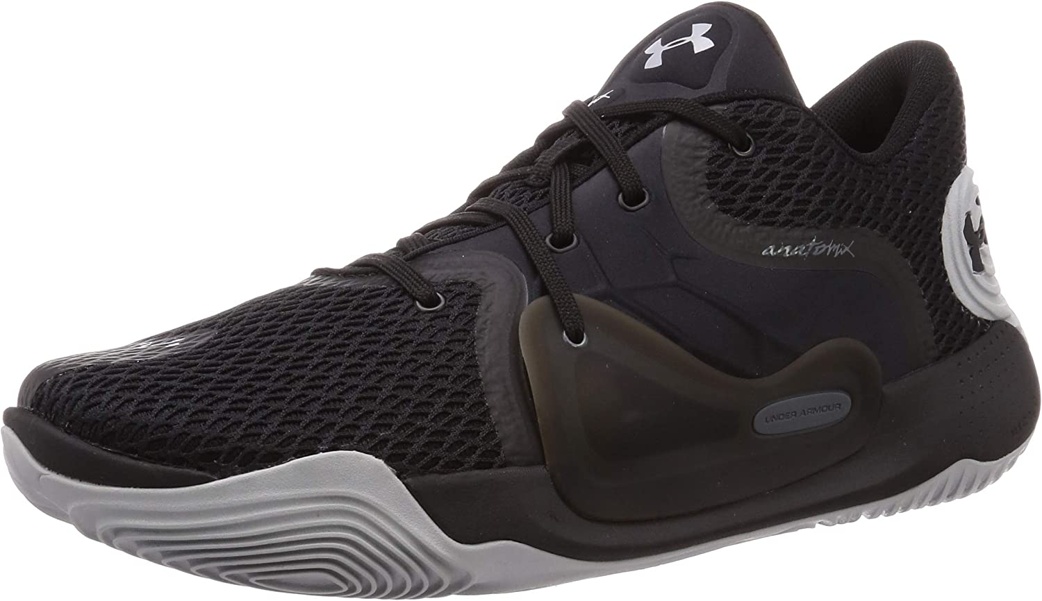 Under Armour Mens Spawn 2 Basketball Shoe