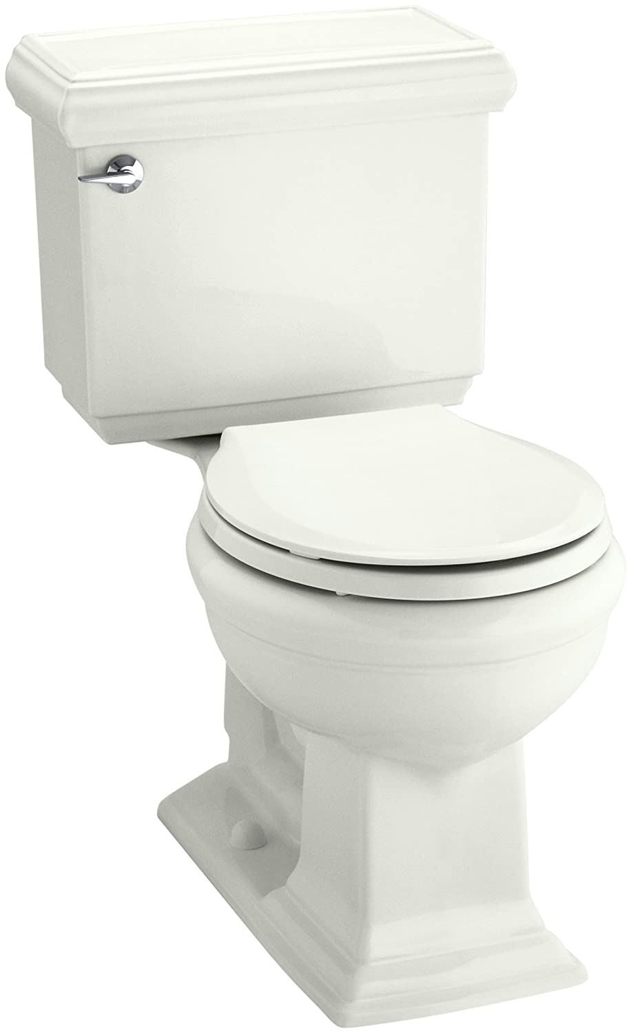 Superb Kohler 3986 U 0 Memoirs Classic Comfort Height Two Piece Round Front 1 28 Gpf Toilet With Aquapiston Flush Technology Insuliner Tank Liner And Beatyapartments Chair Design Images Beatyapartmentscom